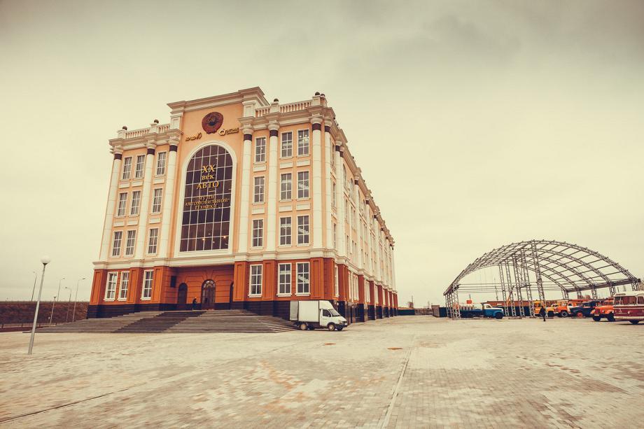 Музей автомобильной техники в Верхней Пышме. Фотограф - Дмитрий Елизаров, Uralweb