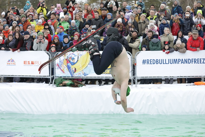 Red Bull Jump&Freeze
