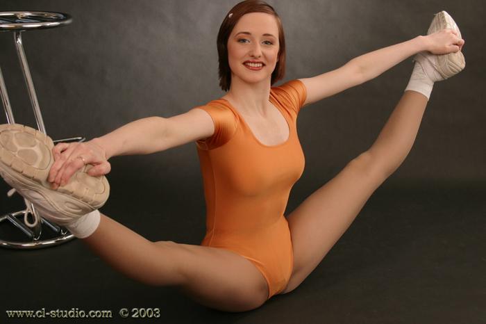 голые гимнастки фотоальбомы