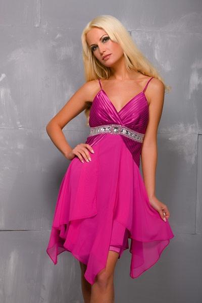 фасоны платьев 2011 фото - фотография 4.