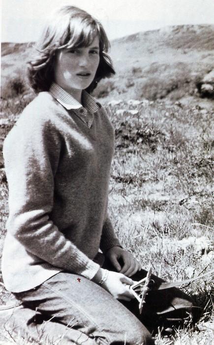 фото молодой дианы
