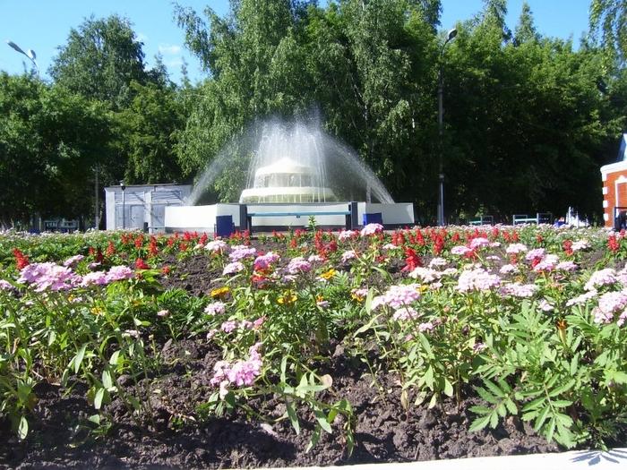 Город энгельс парк фото прекрасно своей
