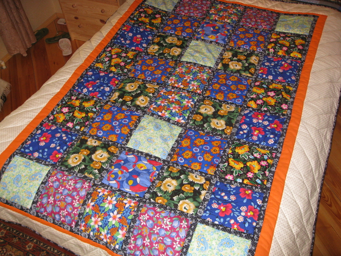 Квилтинг одеяла