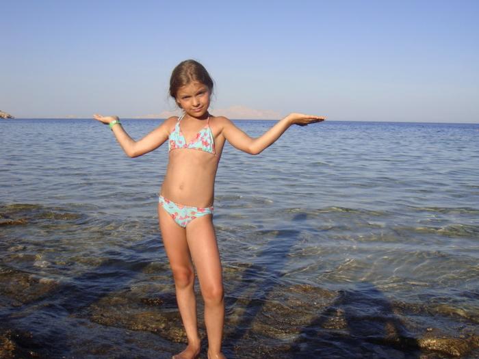 Фото юной нудистки