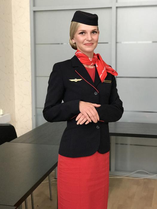 стюардессы уральских авиалиний екатеринбург фото большую популярность