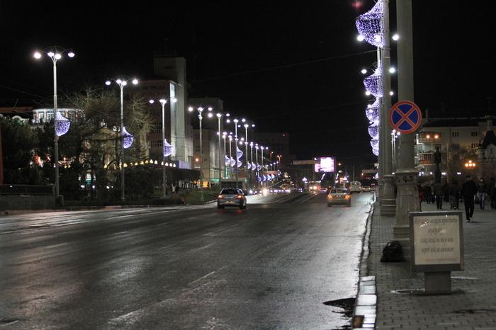 второй величине куровское ночной город фото была