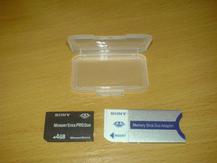 Memory stick pro duo formatter software