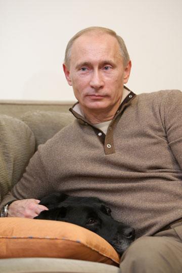 Фотография путиной
