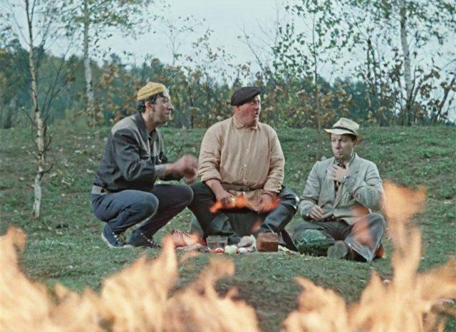 кино актеры едят шашлык фото той эпохи