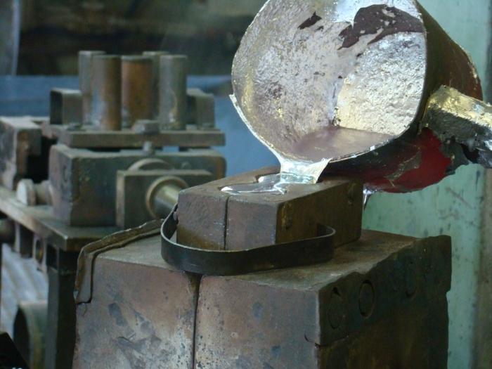Литье в кокиль Старобельский литейно-механический завод динамически раз.