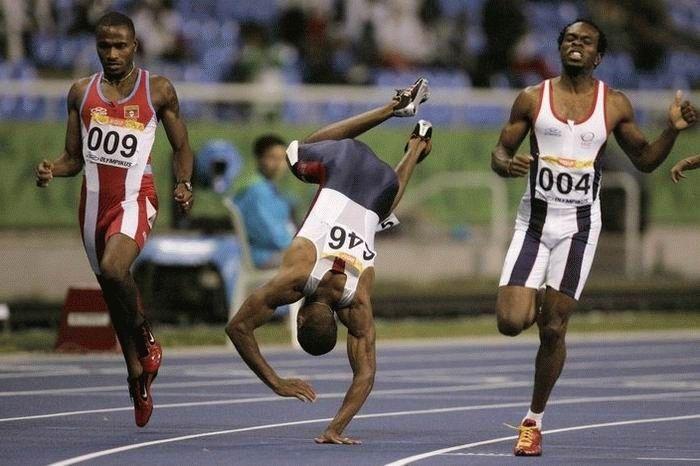Смешные картинки про бегунов