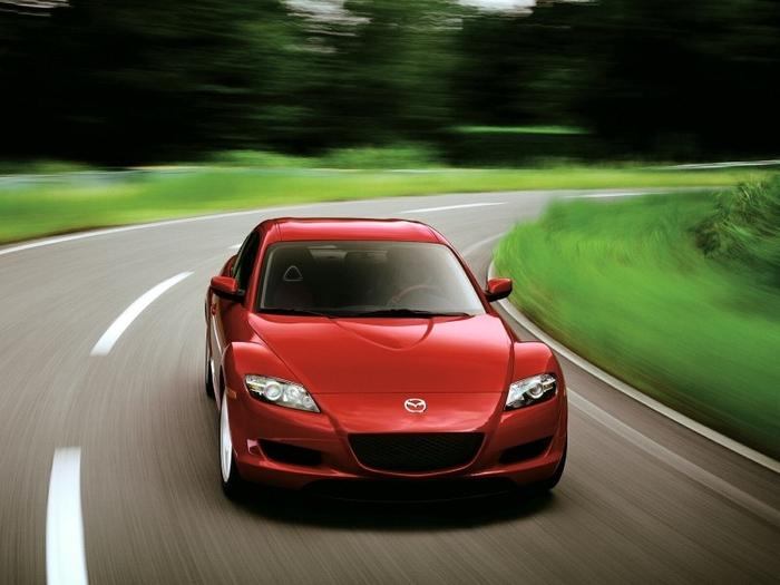 Mazda RX-8 электромобиль загрузить