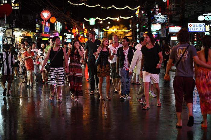 как одеваются туристы в таиланде фото филиалами такси