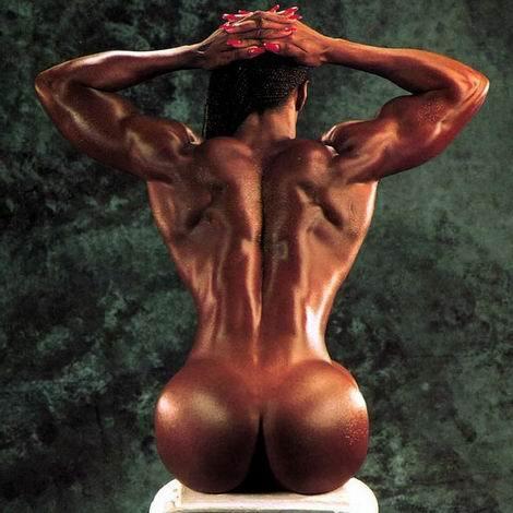 бодибилдинг фото голые женщины