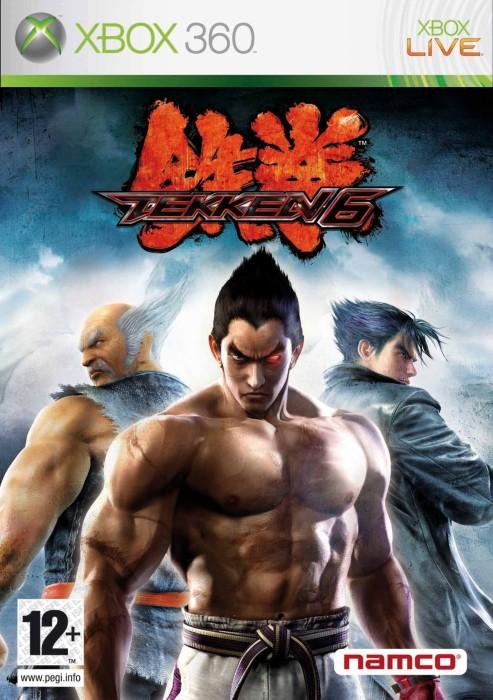 [XBOX360] Tekken 6 [RegionFree/2009/RUS]