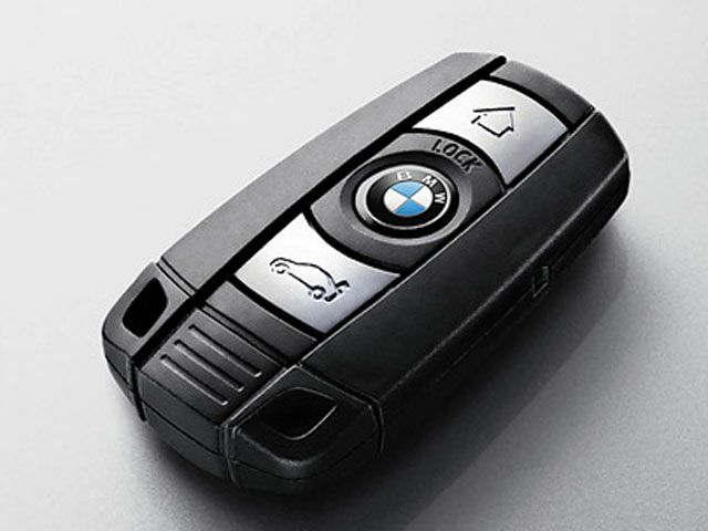 Bmw Comfort Access Key Fob.