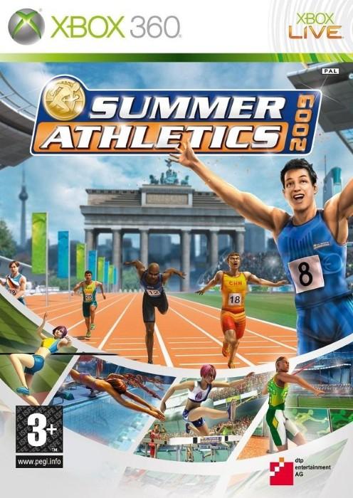 Новая игра серии Summer Athletics. Улучшенная графика, более