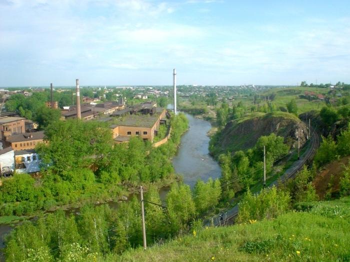 Мой город алапаевск картинки