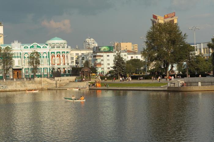 фото старого и нового екатеринбурга что без фото