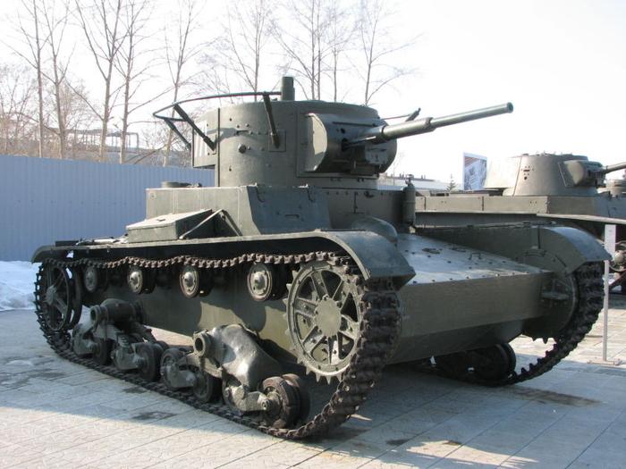 СССР и Германия накануне войны: самые массовые виды вооружен…