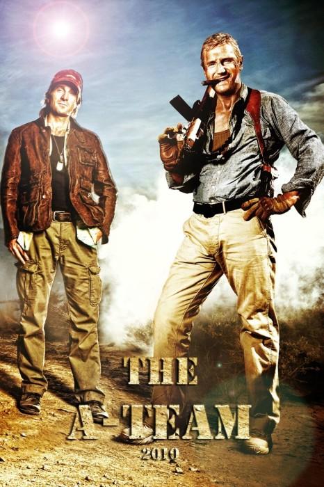 The A Team 2010 Trailer HD - YouTube
