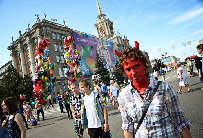 Уральские рок-музыканты вернут нас во времена перемен.