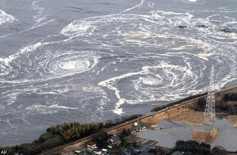 Цунами возле Фукусимы было уникальным