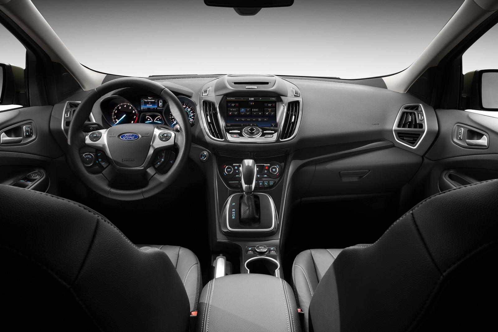 Форд Куга 2016 отзывы - autoback.ru