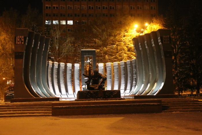 ВЕкатеринбурге увековечат память опогибшем вСирии уральце