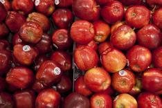 Яблоки на Среднем Урале подорожали за неделю на 20%