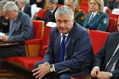 Песков ничего не знает о рапорте главы МВД Владимира Колокольцева