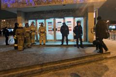 В Екатеринбурге из-за сообщения о бомбе эвакуировали метро «Геологическая»