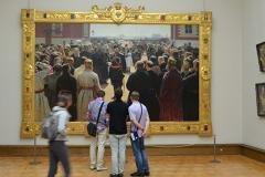 Картины из Третьяковской галереи покажут на стенах в центре Екатеринбурга