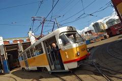 В выходные перекроют движение трамваев до Шарташа
