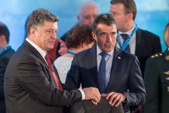 Немецкая газета: НАТО не хочет ни принимать, ни вооружать Украину