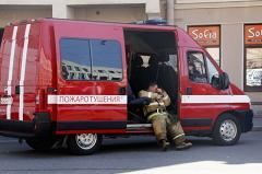 В Карелии сын пожарного поджигал здания, чтоб увеличить папину зарплату