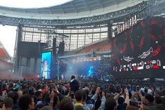 «Ленинград» собрал на«Екатеринбург Арене» более 30 тысяч зрителей