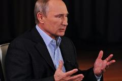Путин не исключил своего выдвижения на новый срок в 2018 году