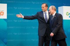Путин попросил не втягивать Россию в «геополитические интриги»