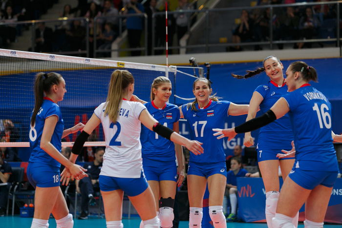 НаЧЕ по волейболу в составе сборной России сыграют две «Уралочки»