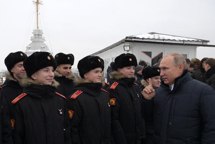 Валерий Соловей:  Усиленно формируется новый образ Путина