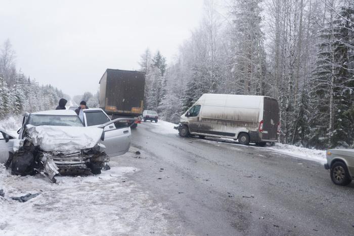 Жителя Карпинска отправили вколонию за смерть 2-х человек вДТП