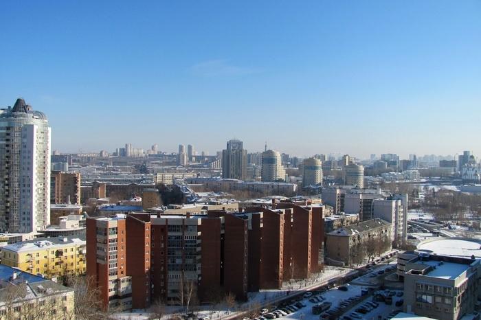 В нескольких районах Екатеринбурга ощутили толчки и колебания зданий