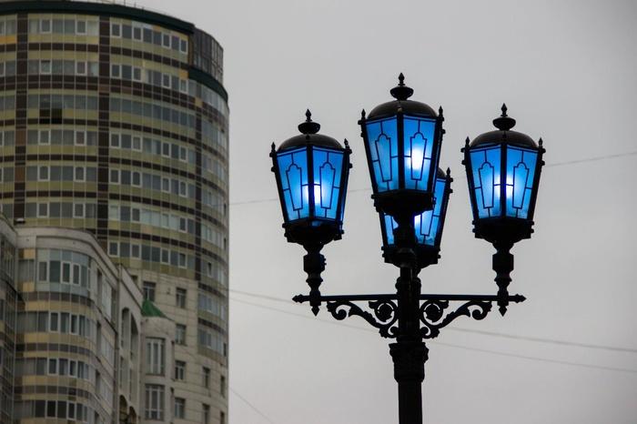 Екатеринбург зажжется синим 2апреля