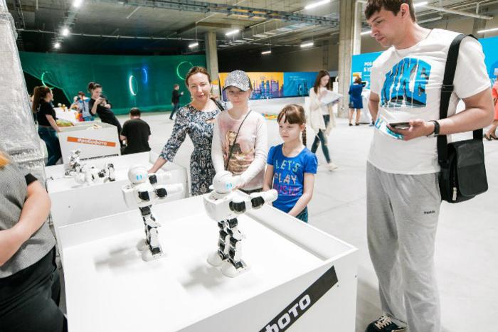 Выставка роботов в гринвиче екатеринбург
