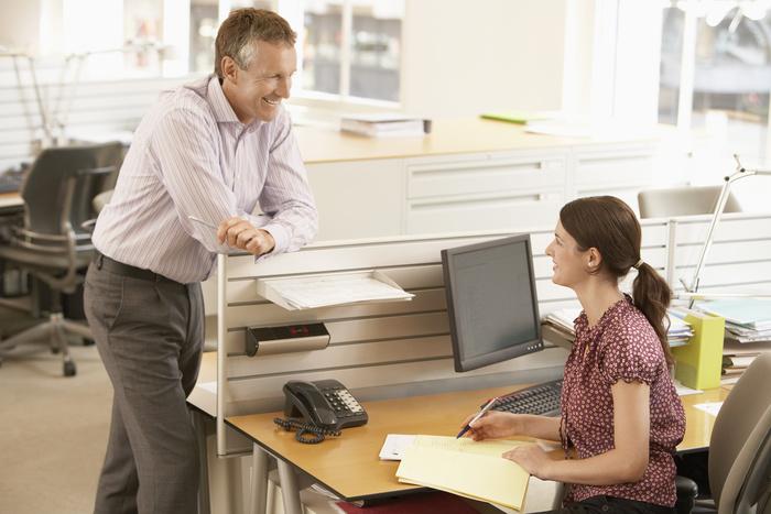Конкурс среди офисных сотрудников