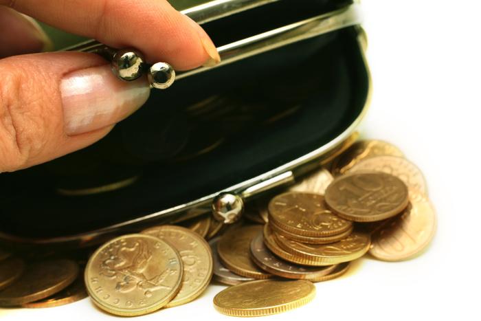 Практически половине барнаульцев категорически нехватает заработной платы