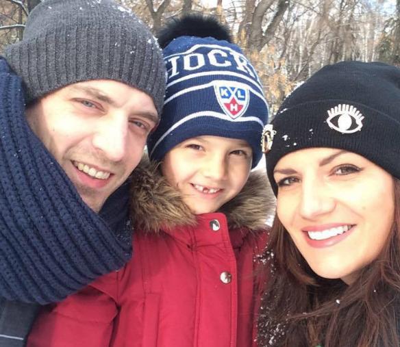 Супруга известного хоккеиста жаловалась нажизнь в Российской Федерации