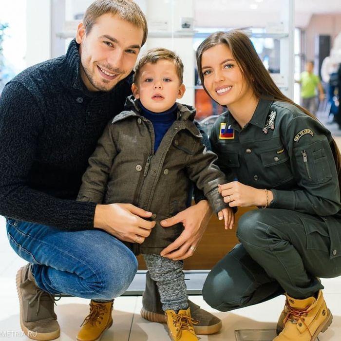 Антон Шипулин стал два раза отцом: успортсмена родилась дочь