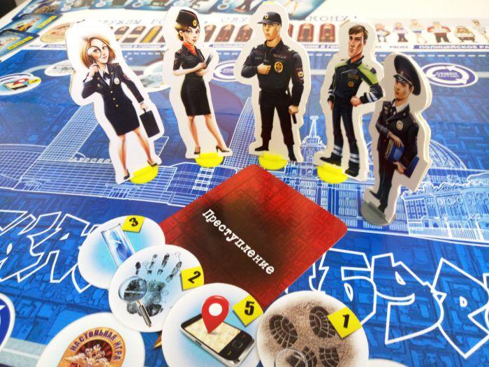 Полицейские Екатеринбурга создали игру для детей савторитетами «Бык» и«Колян Торпеда»
